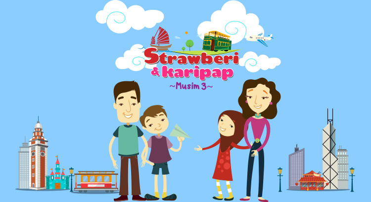 Strawberi & Karipap Musim 3