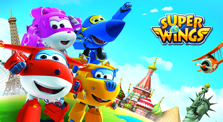 Super Wings (S1)