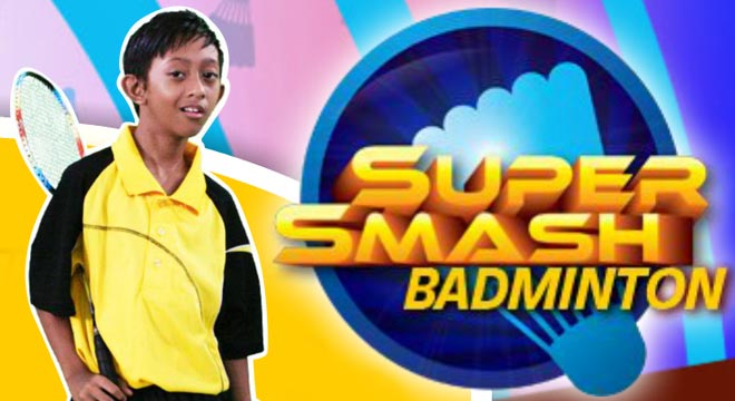 Super Smash Badminton