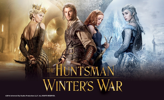 THE HUNTSMAN : WINTER'S WAR